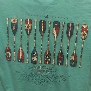 Southern Marsh Green (teal) YM T-shirt
